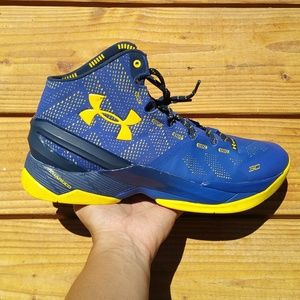 Under Armour Stephen Steph Curry 2 Dub Nation Away